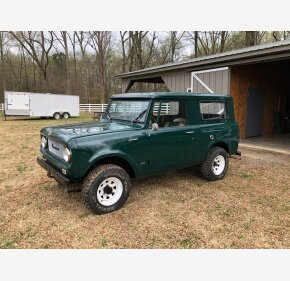 1968 International Harvester Scout for sale 101122579