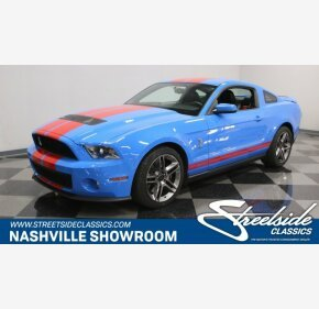 2010 Ford Mustang Shelby GT500 Coupe for sale 101123107