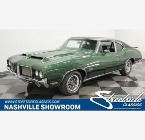 1972 Oldsmobile Cutlass for sale 101123108