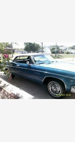 1966 Chevrolet Impala for sale 101123129
