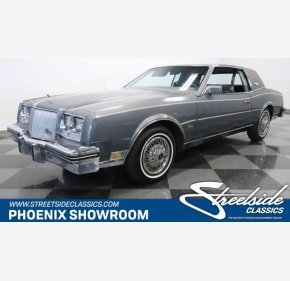 1985 Buick Riviera Coupe for sale 101123171