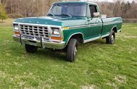 1979 Ford F150 4x4 Regular Cab for sale 101123207