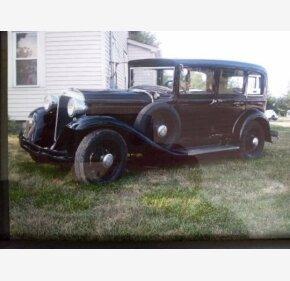 1931 Chrysler Other Chrysler Models for sale 101123708