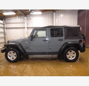 2014 Jeep Wrangler 4WD Unlimited Sport for sale 101123775