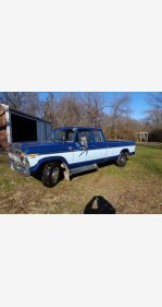 1977 Ford F250 2WD SuperCab for sale 101123936