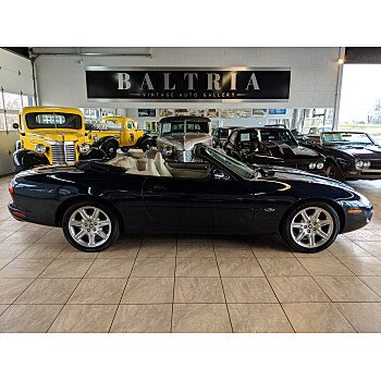 2000 Jaguar XK8 Convertible for sale 101123945
