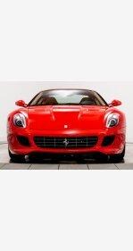 2008 Ferrari 599 GTB Fiorano for sale 101123973
