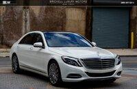 2016 Mercedes-Benz S550 Sedan for sale 101124372