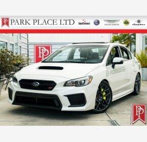 2018 Subaru WRX for sale 101124434