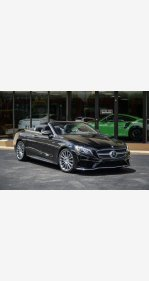 2017 Mercedes-Benz S550 Cabriolet for sale 101124485
