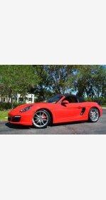 2014 Porsche Boxster S for sale 101124537