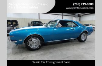 1968 Chevrolet Camaro for sale 101124873