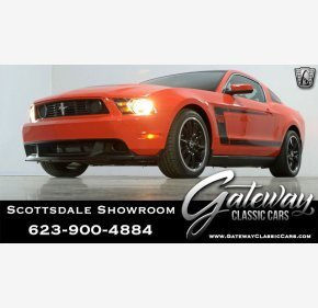 2012 Ford Mustang Boss 302 Coupe for sale 101124937