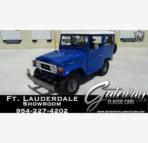 1983 Toyota Land Cruiser for sale 101124940