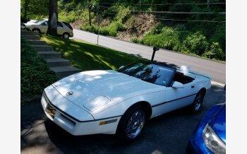 1989 Chevrolet Corvette Convertible for sale 101125016