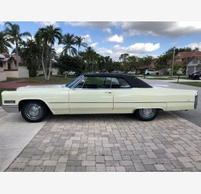1966 Cadillac De Ville Coupe for sale 101125098