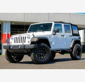 2017 Jeep Wrangler 4WD Unlimited Sport for sale 101125204