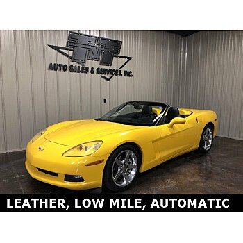 2005 Chevrolet Corvette Convertible for sale 101125399