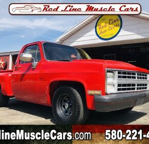 1987 Chevrolet C/K Truck 2WD Regular Cab 1500 for sale 101126003