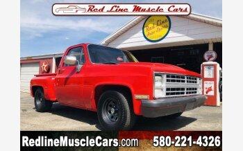 1987 Chevrolet C/K Truck 2WD Regular Cab 1500 for sale 101126003