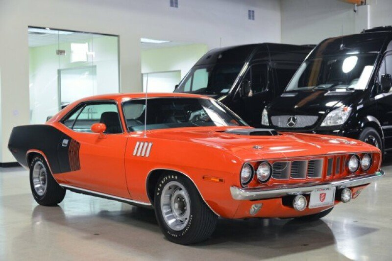 1971 Plymouth CUDA Classics for Sale - Classics on Autotrader