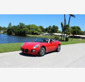 2007 Pontiac Solstice GXP Convertible for sale 101126122