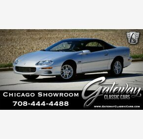 2002 Chevrolet Camaro Z28 Coupe for sale 101126134