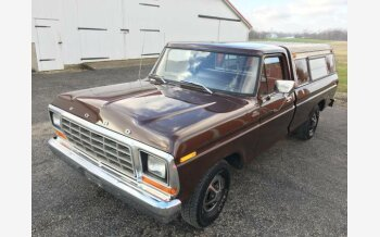 1979 Ford F150 2WD Regular Cab for sale 101126209