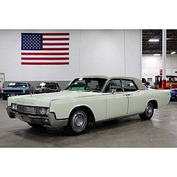 1967 Lincoln Continental for sale 101126591