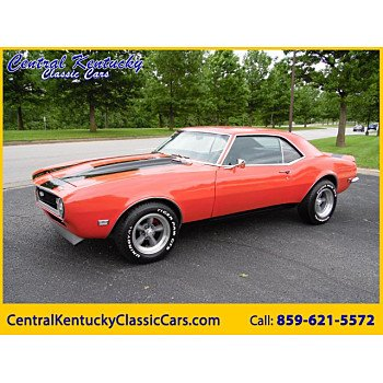 1968 Chevrolet Camaro SS for sale 101126717