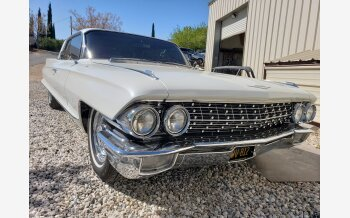 1962 Cadillac De Ville Coupe for sale 101126748