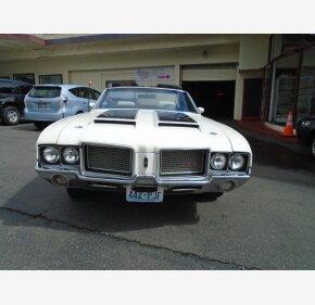 1972 Oldsmobile 442 for sale 101126822