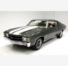 1971 Chevrolet Chevelle for sale 101127251