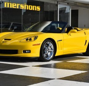 2011 Chevrolet Corvette Grand Sport Convertible for sale 101127292
