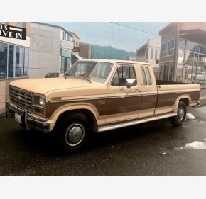 1985 Ford F250 2WD SuperCab for sale 101127329