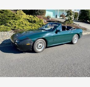 1989 Mazda RX-7 Convertible for sale 101127330