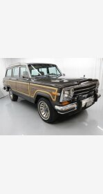 1987 Jeep Grand Wagoneer for sale 101127362