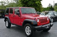 2007 Jeep Wrangler 4WD Unlimited Rubicon for sale 101127367