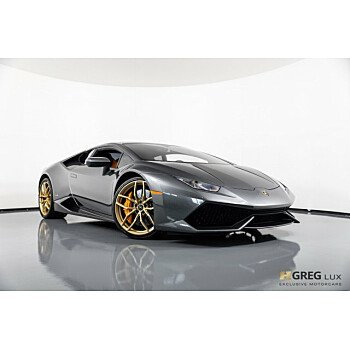 2015 Lamborghini Huracan LP 610-4 Coupe for sale 101127387