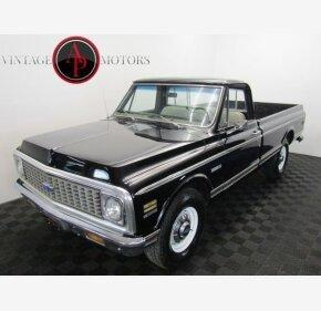 1971 Chevrolet C/K Truck for sale 101127431