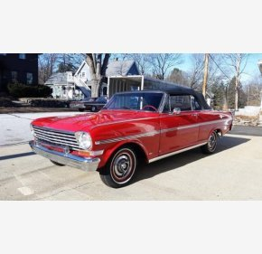 1963 Chevrolet Nova for sale 101127893