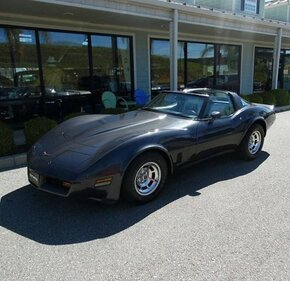 1981 Chevrolet Corvette Coupe for sale 101127906