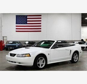 1999 Ford Mustang GT Convertible for sale 101127920