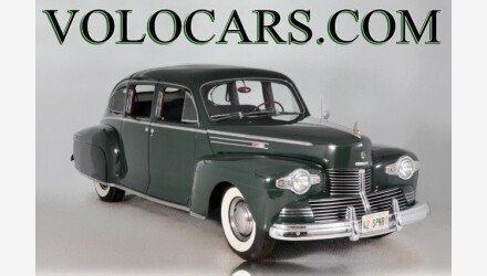 1942 Lincoln Zephyr for sale 101127962