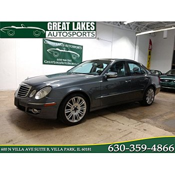 2008 Mercedes-Benz E550 Sedan for sale 101127963