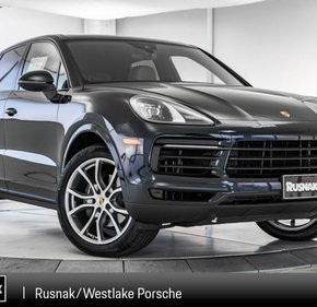 2019 Porsche Cayenne for sale 101128005