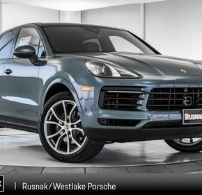 2019 Porsche Cayenne for sale 101128012
