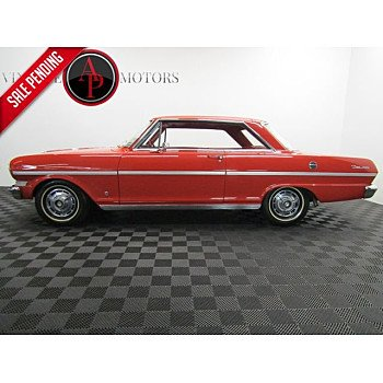 1963 Chevrolet Nova for sale 101128027