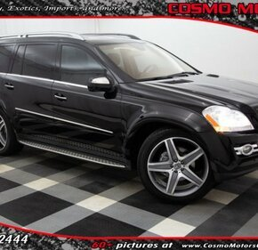 2009 Mercedes-Benz GL550 4MATIC for sale 101128094