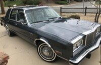 1986 Chrysler Fifth Avenue for sale 101128125